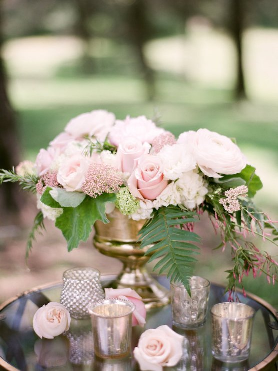 Elegant Pastel Wedding Inspiration by Christy Wilson Photography 8
