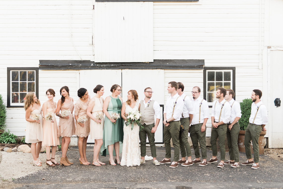 Fun Farm Wedding by Two Birds Photography 26