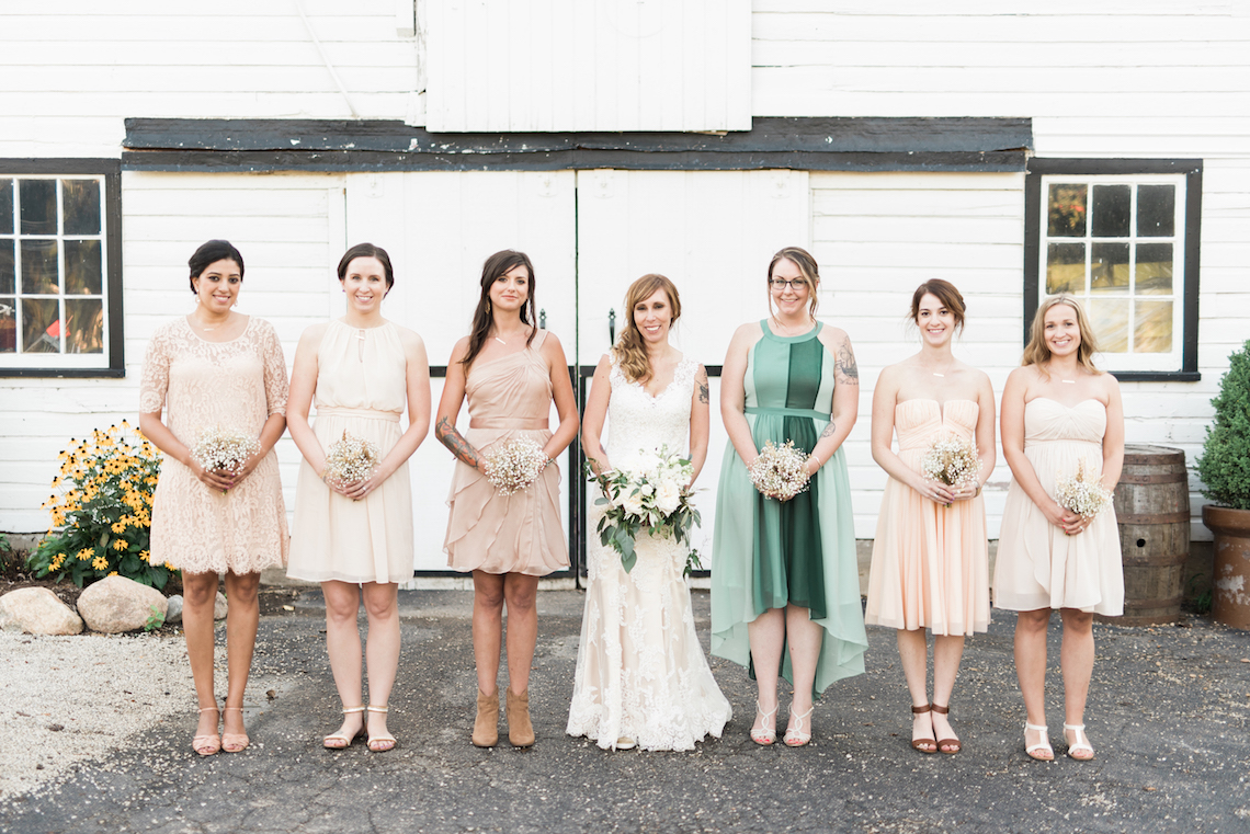 Fun Farm Wedding by Two Birds Photography 70