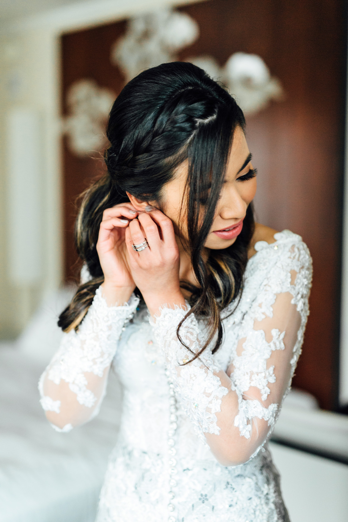 Gorgeous Restaurant Wedding by ComePlum Photography 3