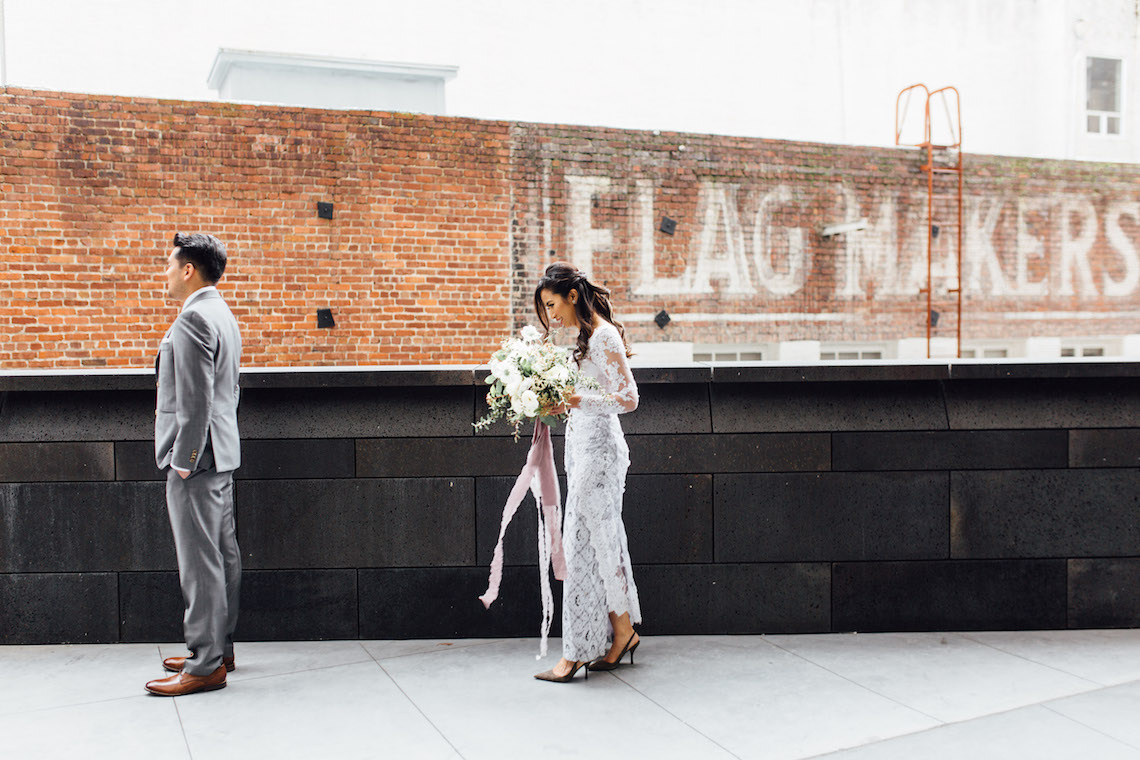 Gorgeous Restaurant Wedding by ComePlum Photography 40