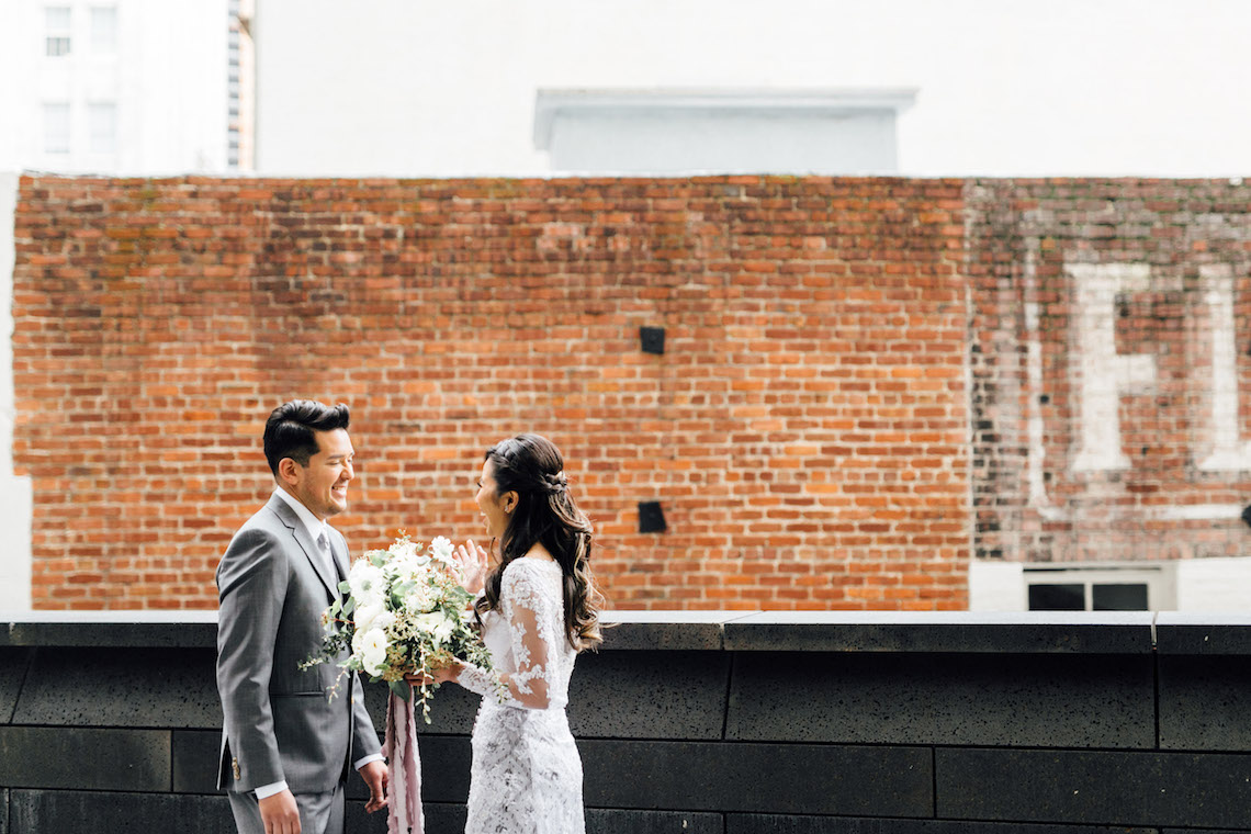 Gorgeous Restaurant Wedding by ComePlum Photography 41