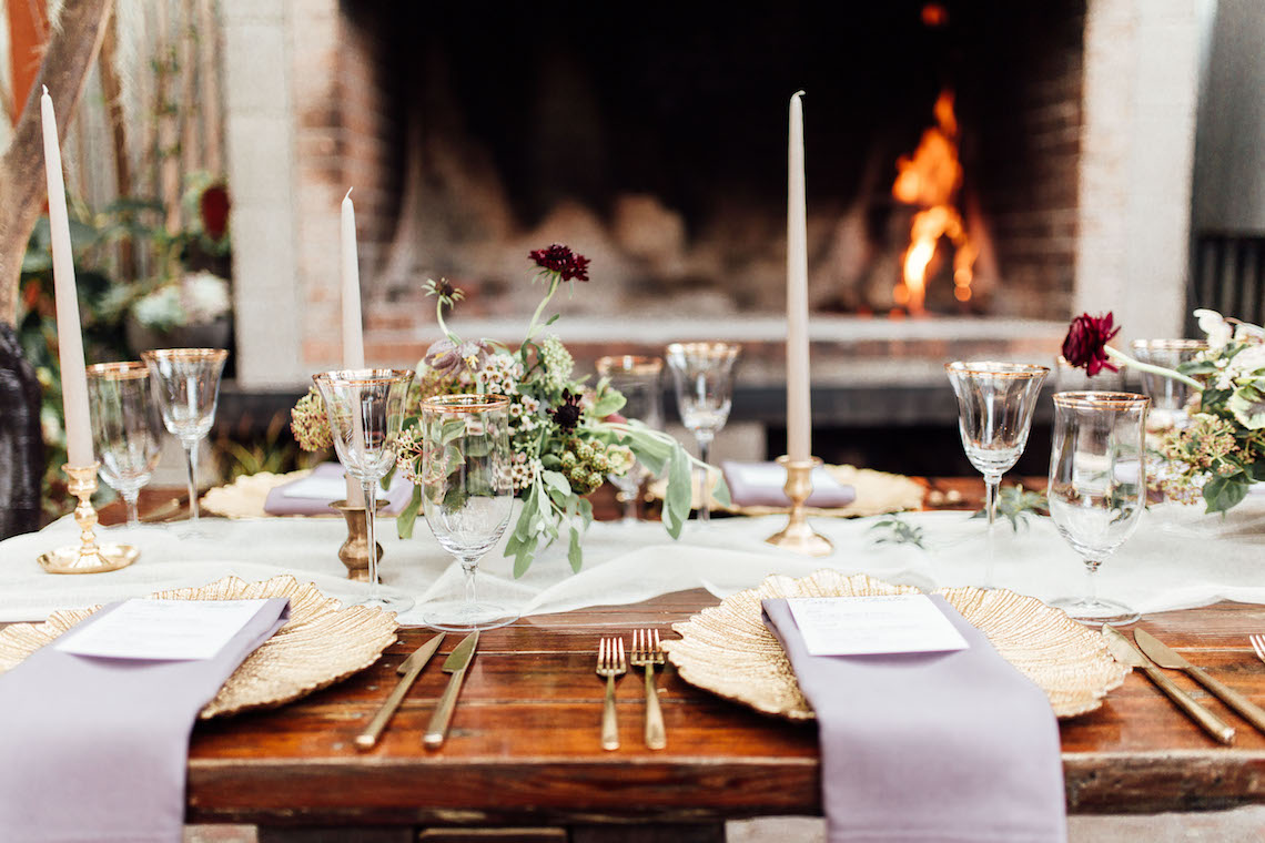 Gorgeous Restaurant Wedding by ComePlum Photography 68