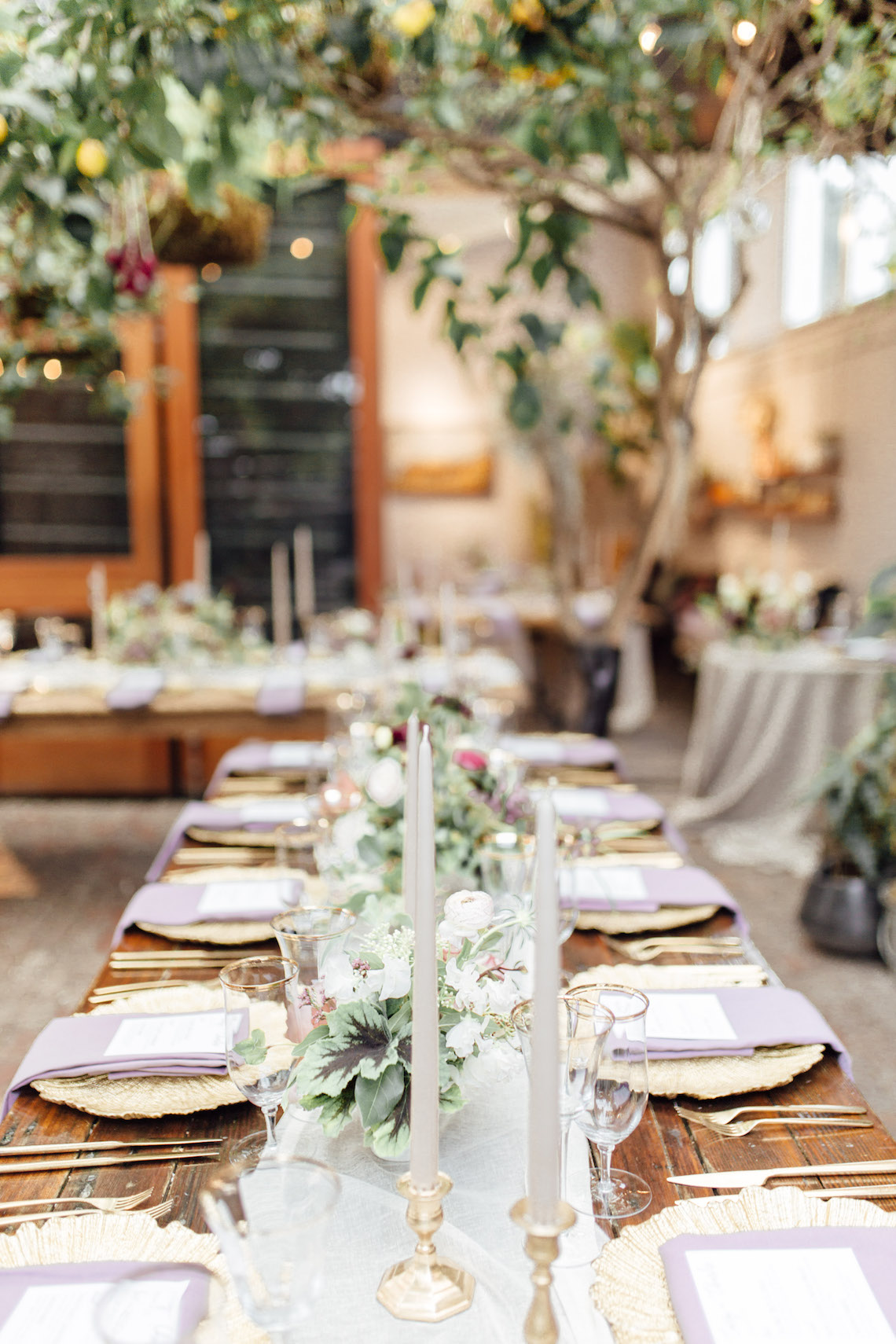Gorgeous Restaurant Wedding by ComePlum Photography 69