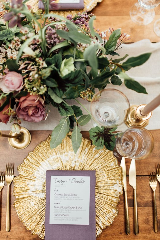 Gorgeous Restaurant Wedding by ComePlum Photography 71