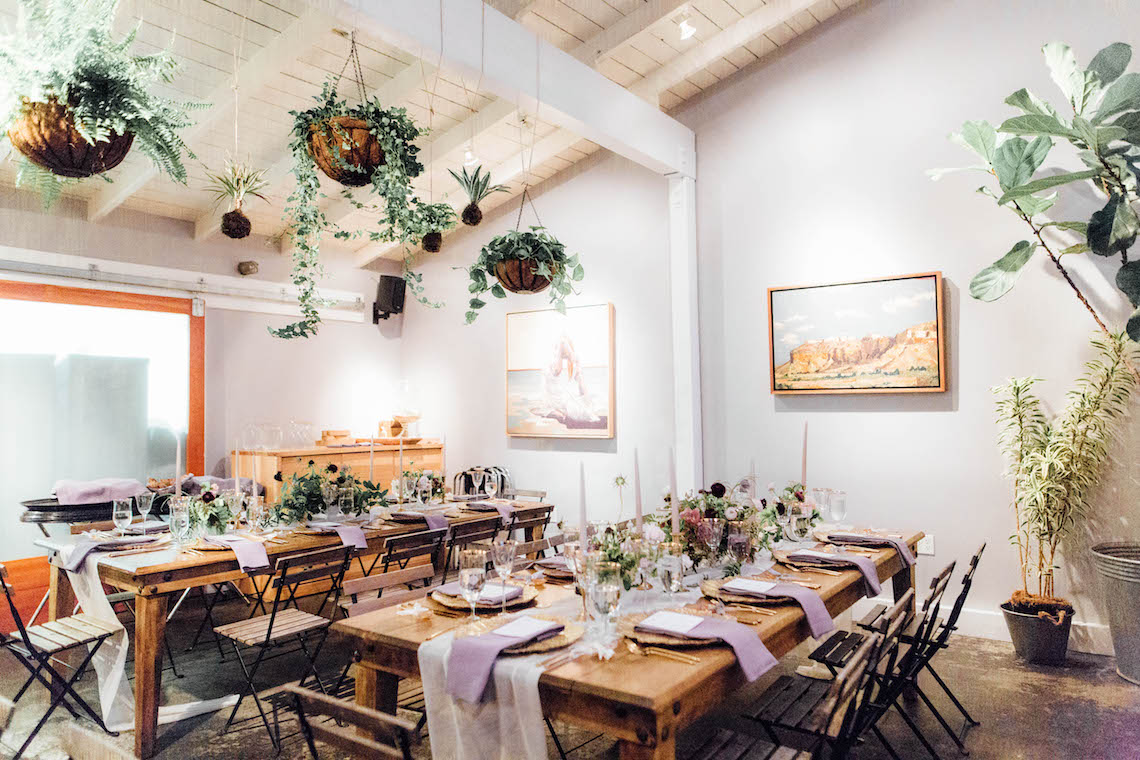 Gorgeous Restaurant Wedding by ComePlum Photography 73
