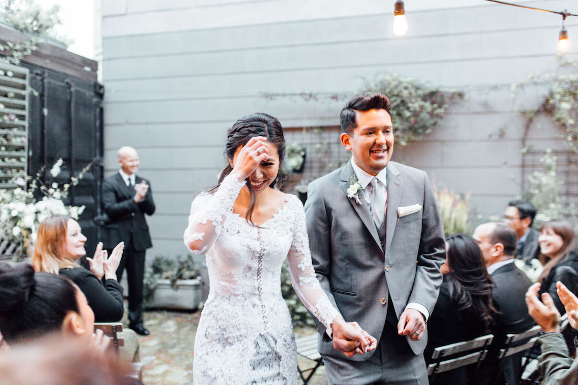 Gorgeous Restaurant Wedding by ComePlum Photography 77