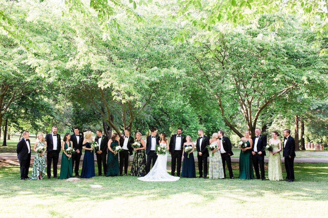 Jungle-Inspired Wedding by Asya Photography 20