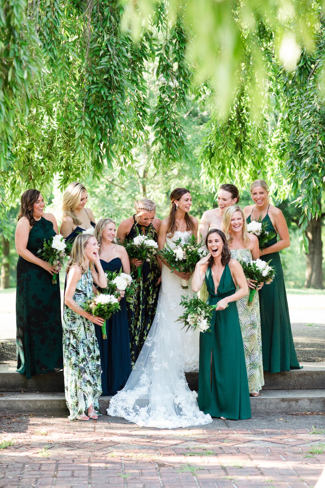 Jungle-Inspired Wedding by Asya Photography 21
