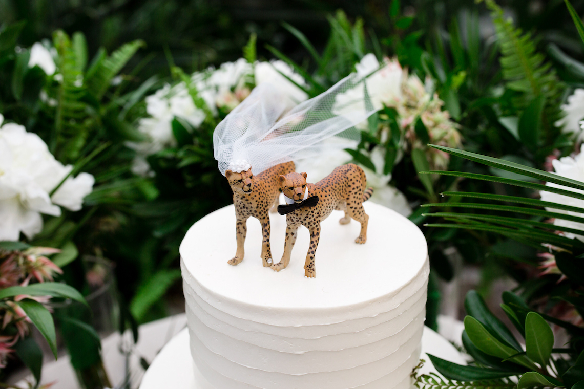 Jungle-Inspired Wedding by Asya Photography 28