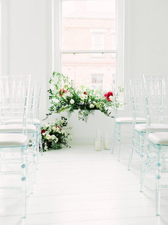 Minimalist Wedding Inspiration from Love & 15