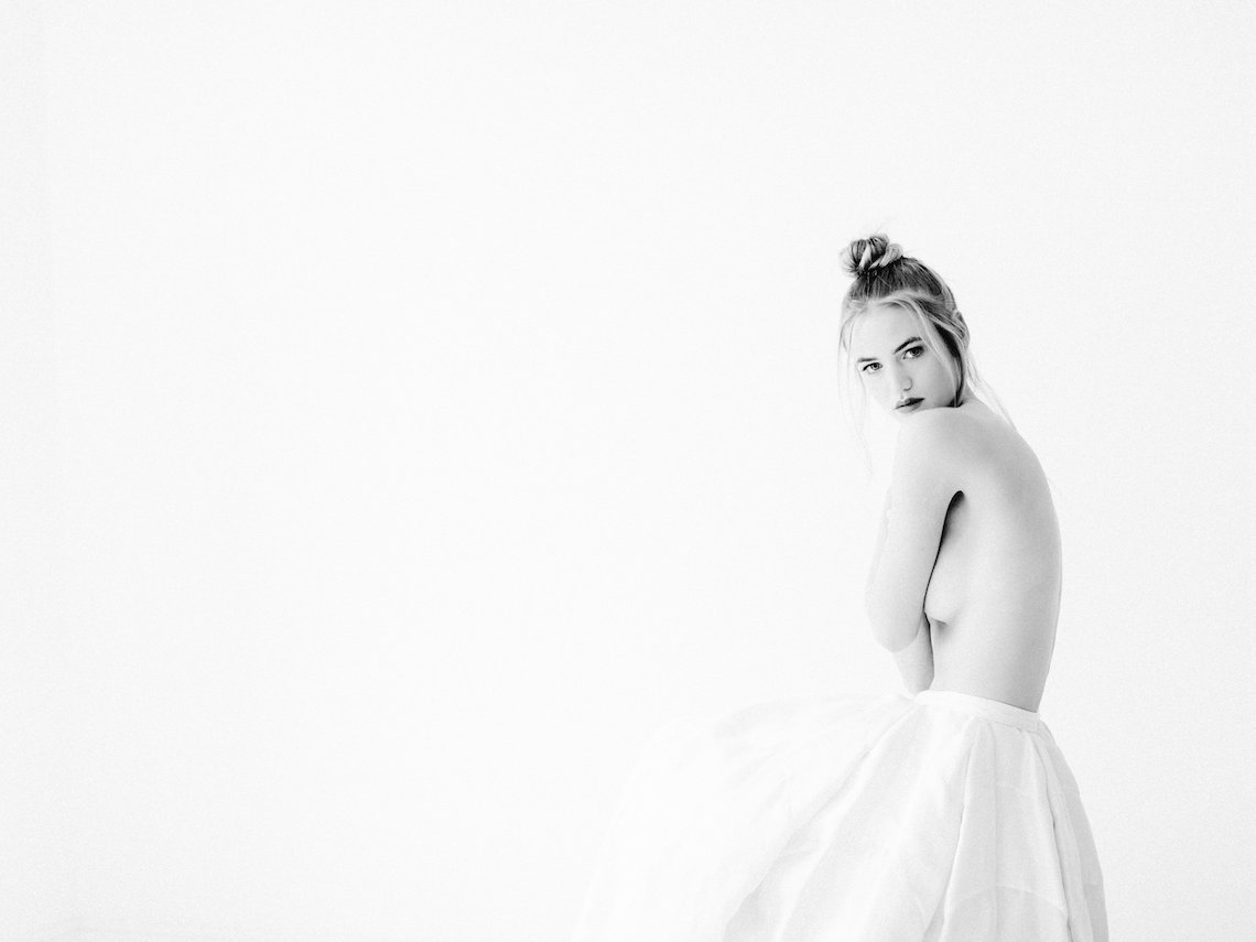 Minimalist Wedding Inspiration from Love & 21