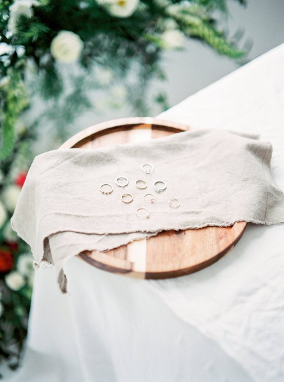 Minimalist Wedding Inspiration from Love & 43