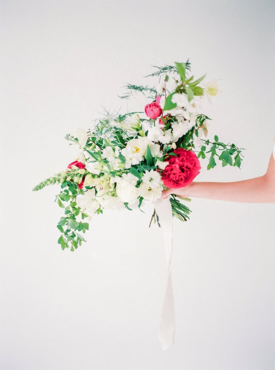 Minimalist Wedding Inspiration from Love & 51