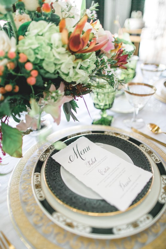 Modern LA Wedding Inspiration Hannah Q. Photography 16