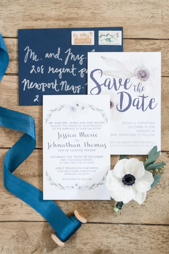 Romantic Winter Wedding by Audrey Rose Photography 33