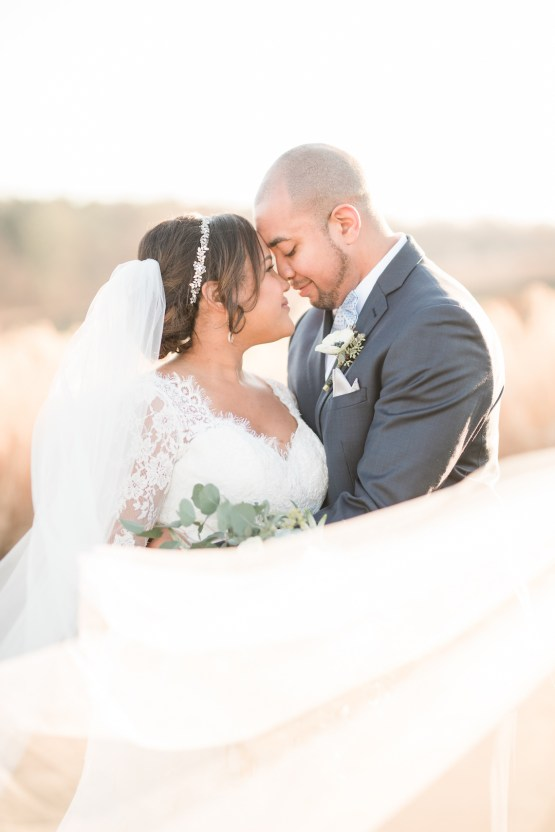 Romantic Winter Wedding by Audrey Rose Photography 40