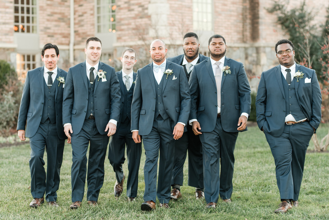 Romantic Winter Wedding by Audrey Rose Photography 49