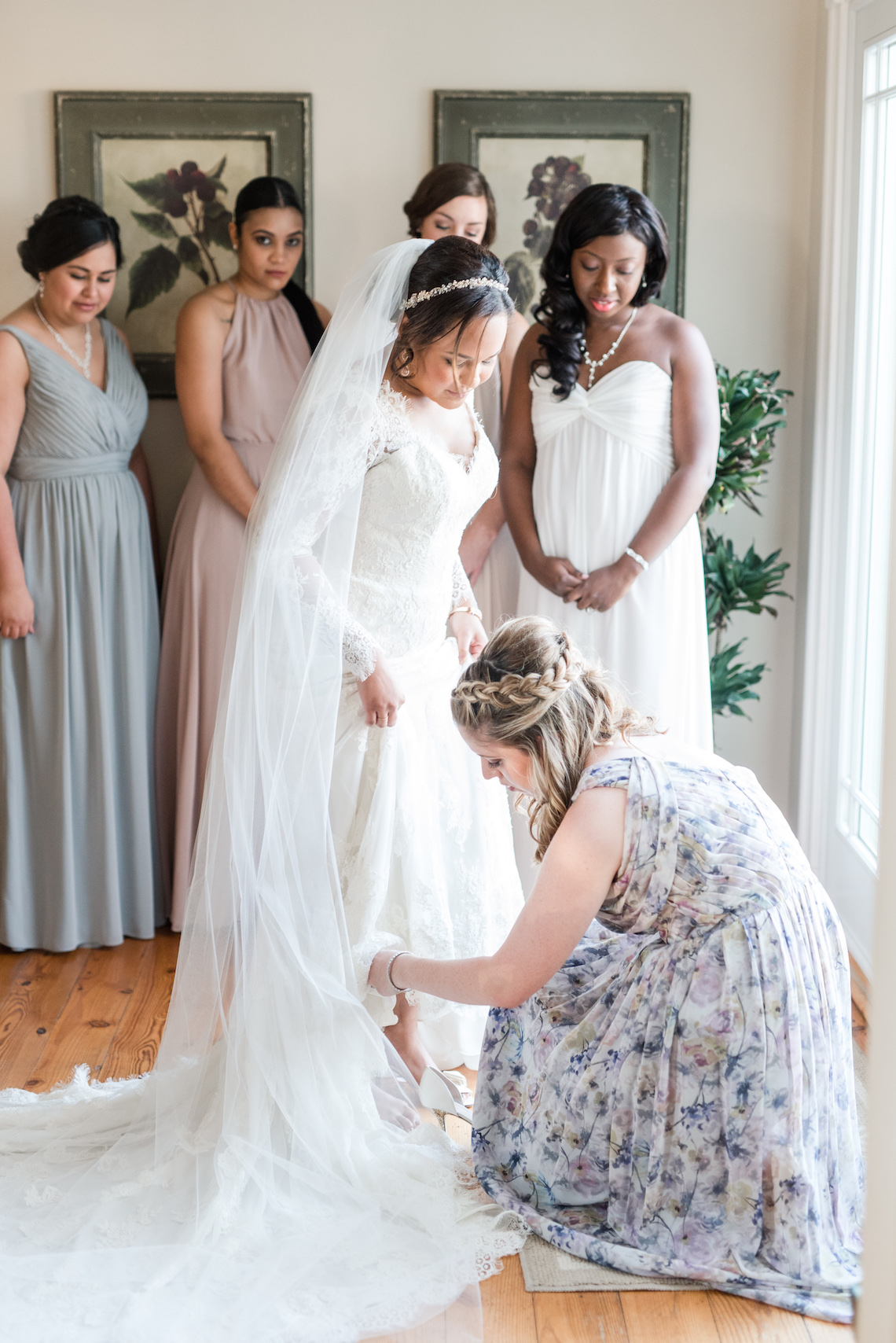 Romantic Winter Wedding by Audrey Rose Photography 5
