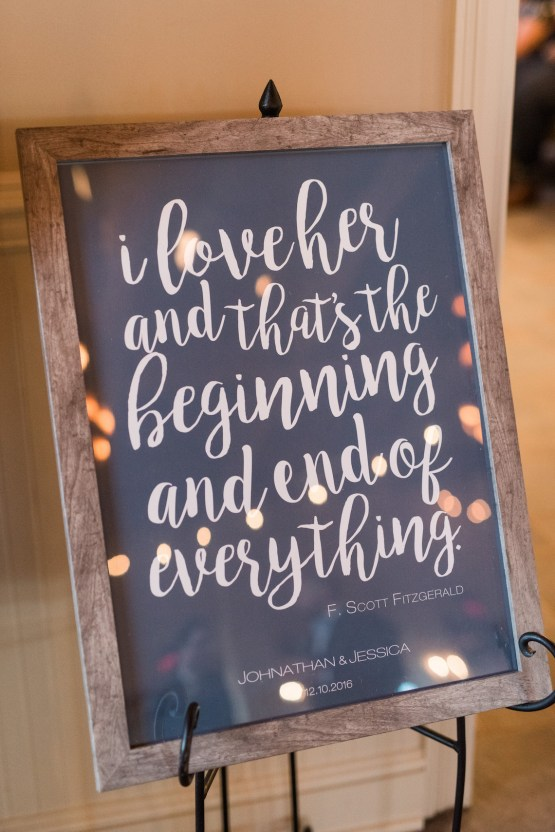 Romantic Winter Wedding by Audrey Rose Photography 51