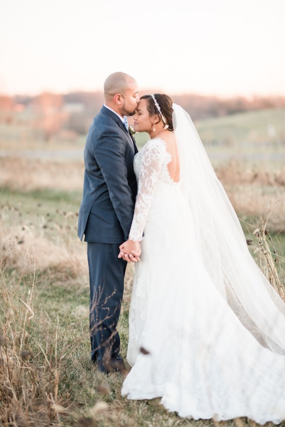 Romantic Winter Wedding by Audrey Rose Photography 55