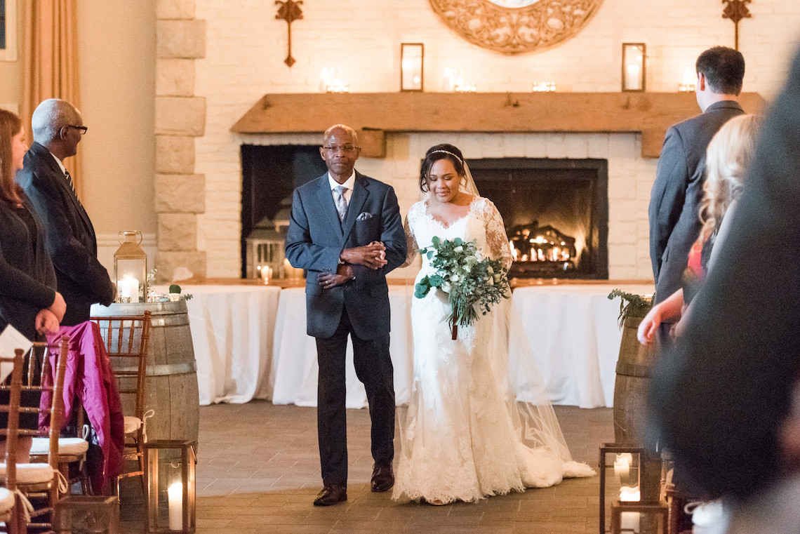 Romantic Winter Wedding by Audrey Rose Photography 64