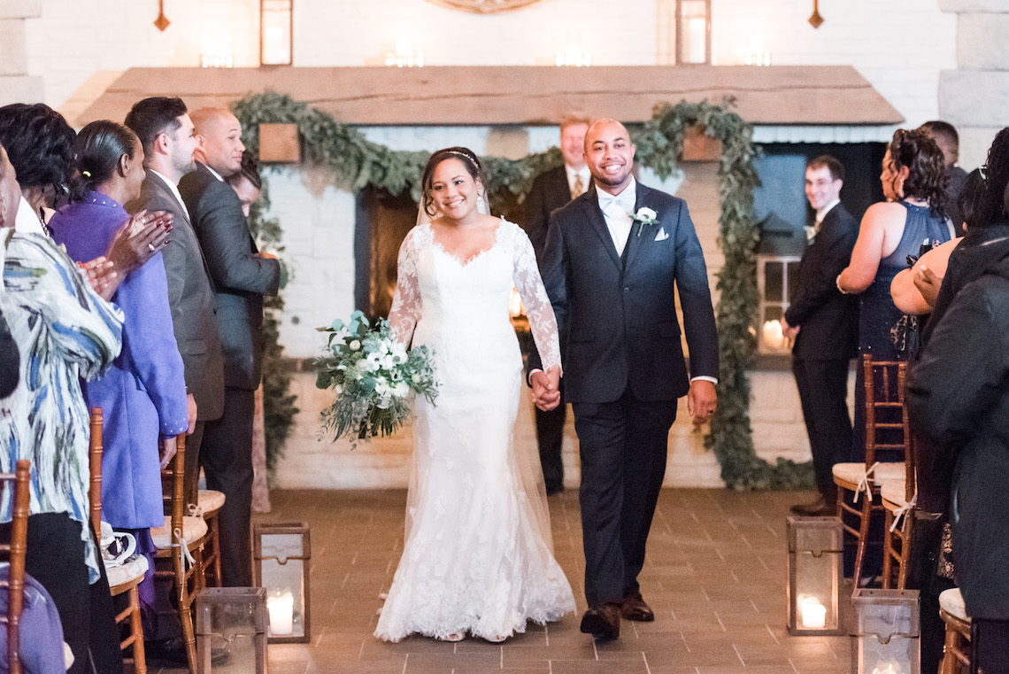 Romantic Winter Wedding by Audrey Rose Photography 67