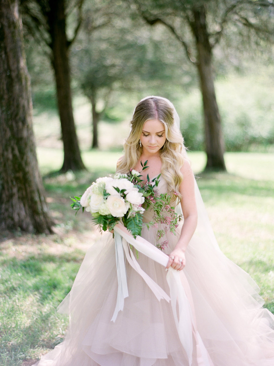 Sweet, Chic, Pretty Wedding Inspiration by Christy Wilson Photography 22