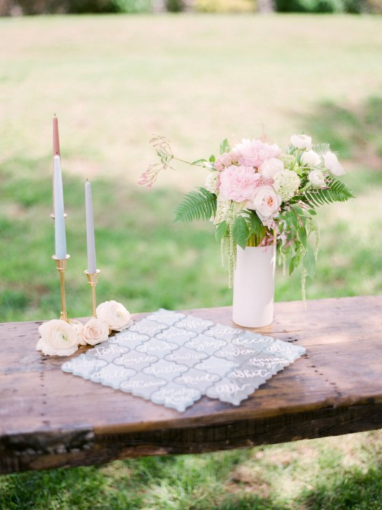 Sweet, Chic, Pretty Wedding Inspiration by Christy Wilson Photography 26
