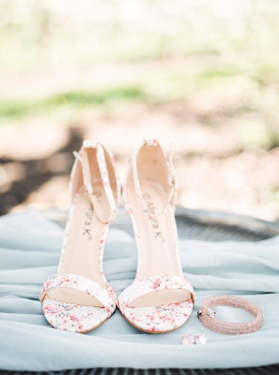 Bright and Colorful Apple Blossom Orchard Wedding Inspiration | Shanell Photography & Mitten Weddings and Events 43