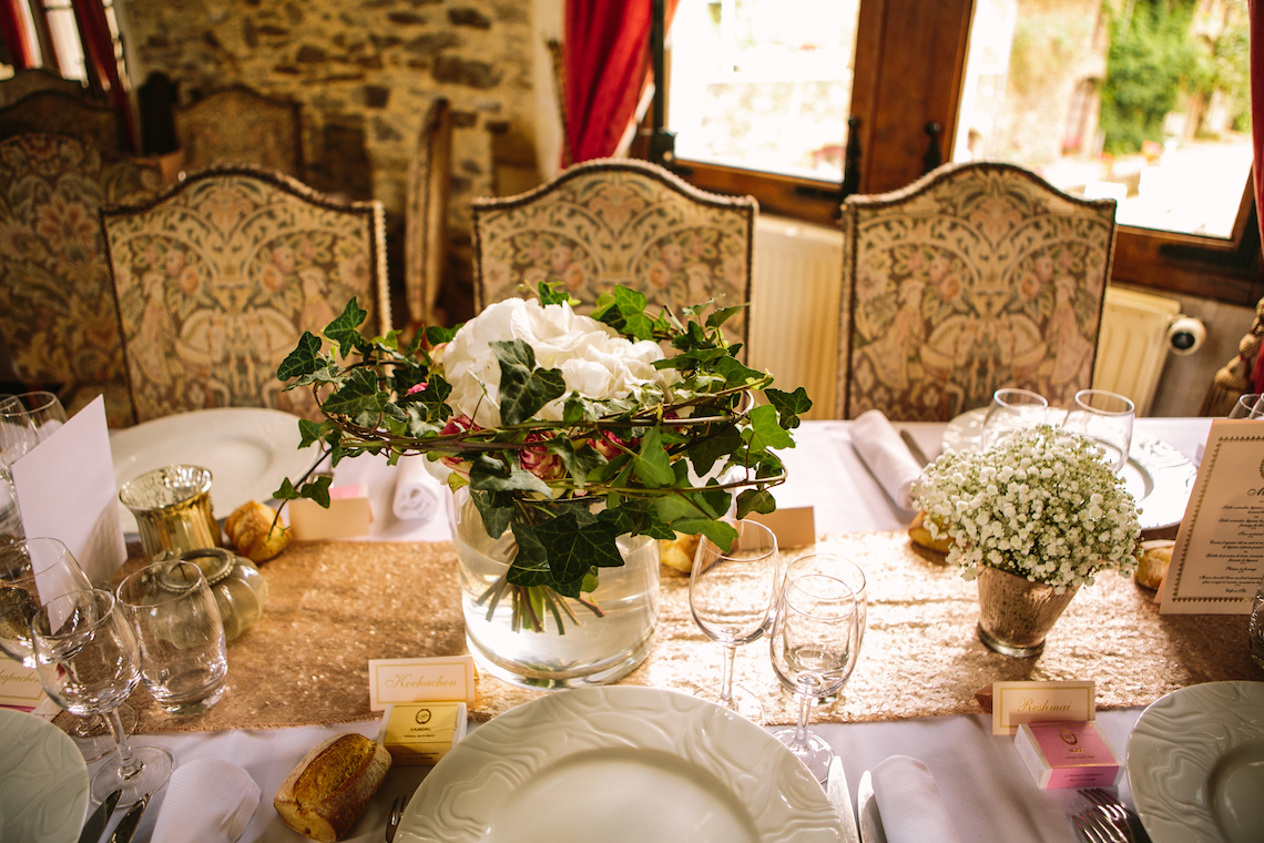 Chic & Romantic French Chateau Wedding by Storyett Photography 10