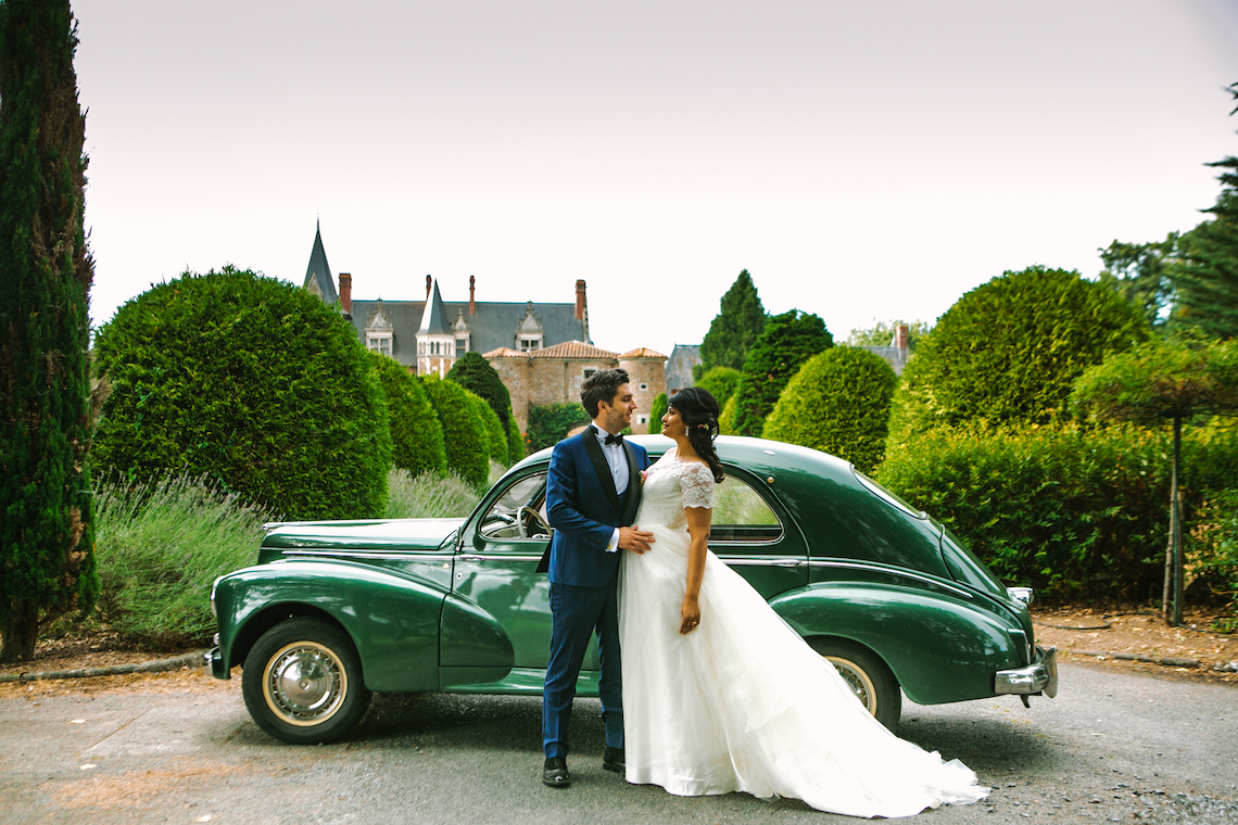 Chic & Romantic French Chateau Wedding by Storyett Photography 29