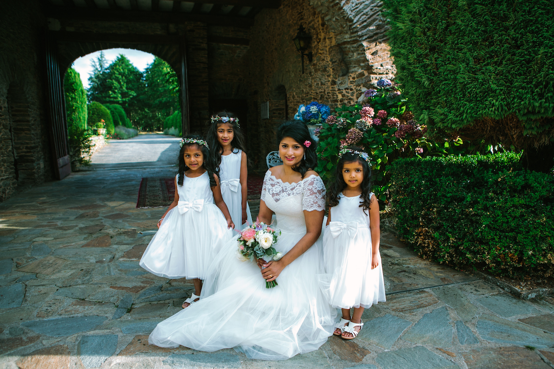 Chic & Romantic French Chateau Wedding by Storyett Photography 32