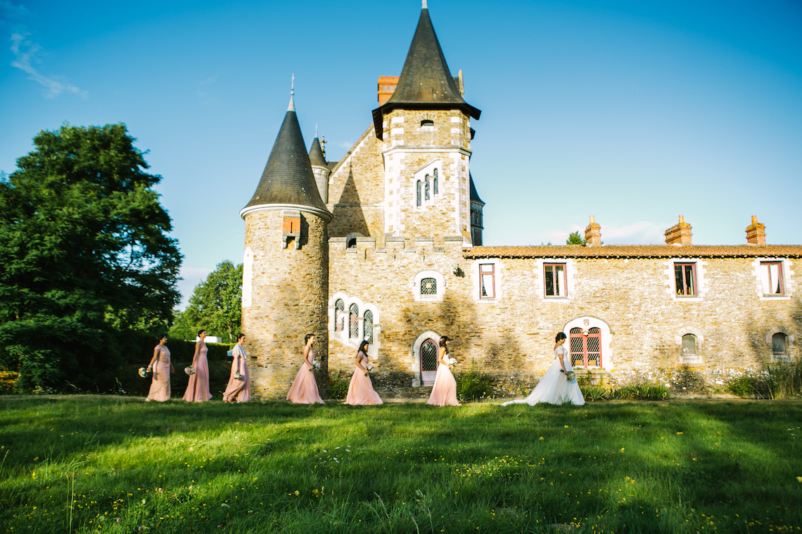 Chic & Romantic French Chateau Wedding by Storyett Photography 33