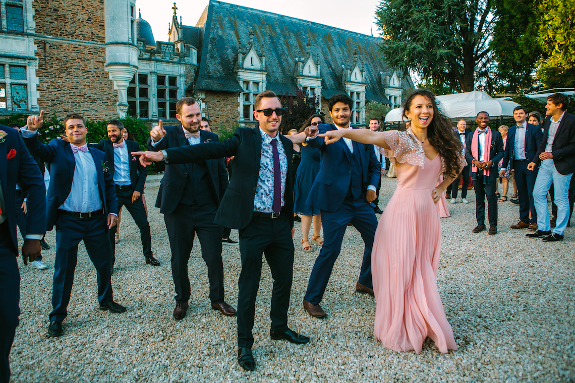 Chic & Romantic French Chateau Wedding by Storyett Photography 35
