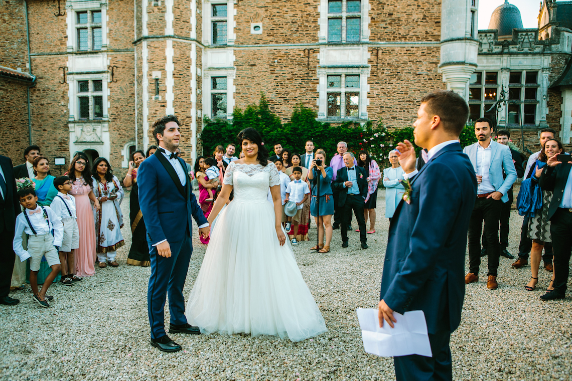 Chic & Romantic French Chateau Wedding by Storyett Photography 37