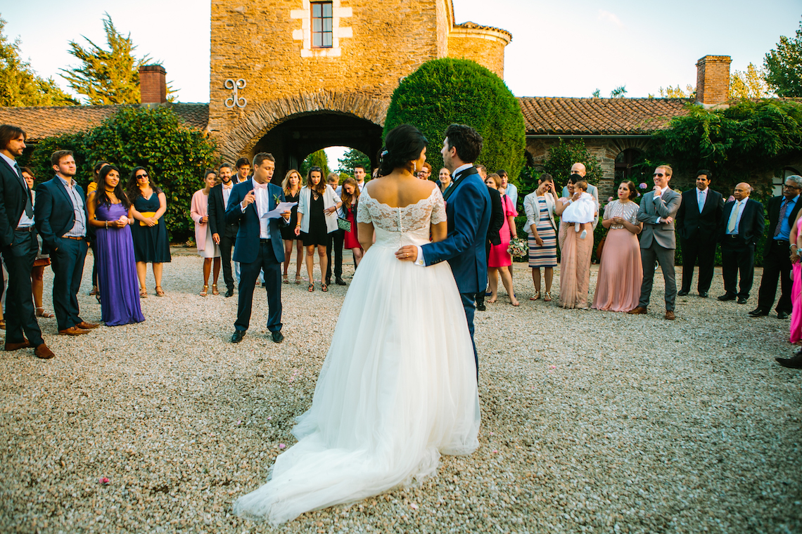 Chic & Romantic French Chateau Wedding by Storyett Photography 38