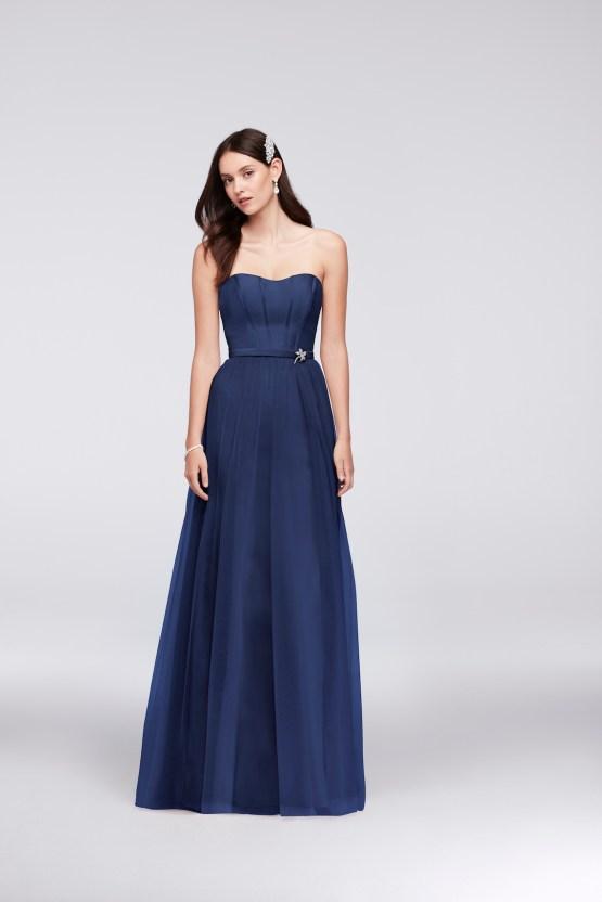 Classic Timeless Dresses For Your Royal Bridal Party   Oleg Cassini & David's Bridal 11