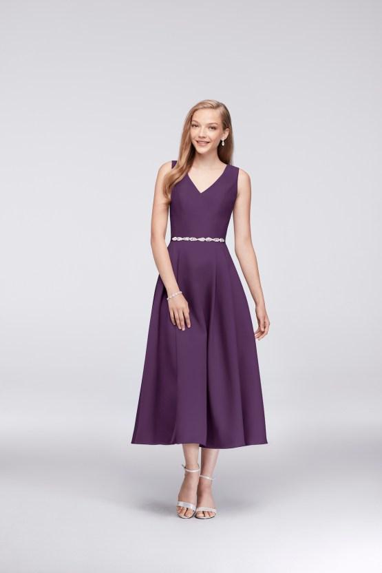 Classic Timeless Dresses For Your Royal Bridal Party   Oleg Cassini & David's Bridal 12