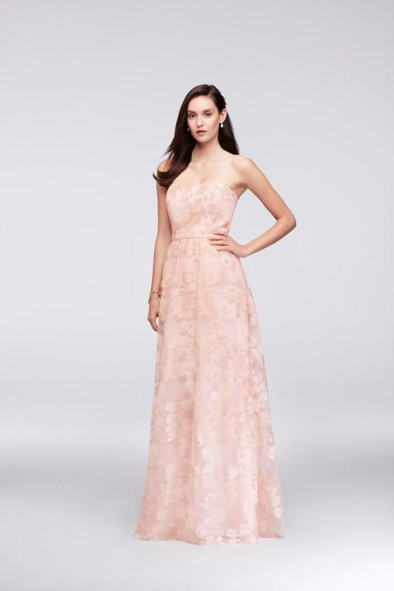 Classic Timeless Dresses For Your Royal Bridal Party   Oleg Cassini & David's Bridal 13