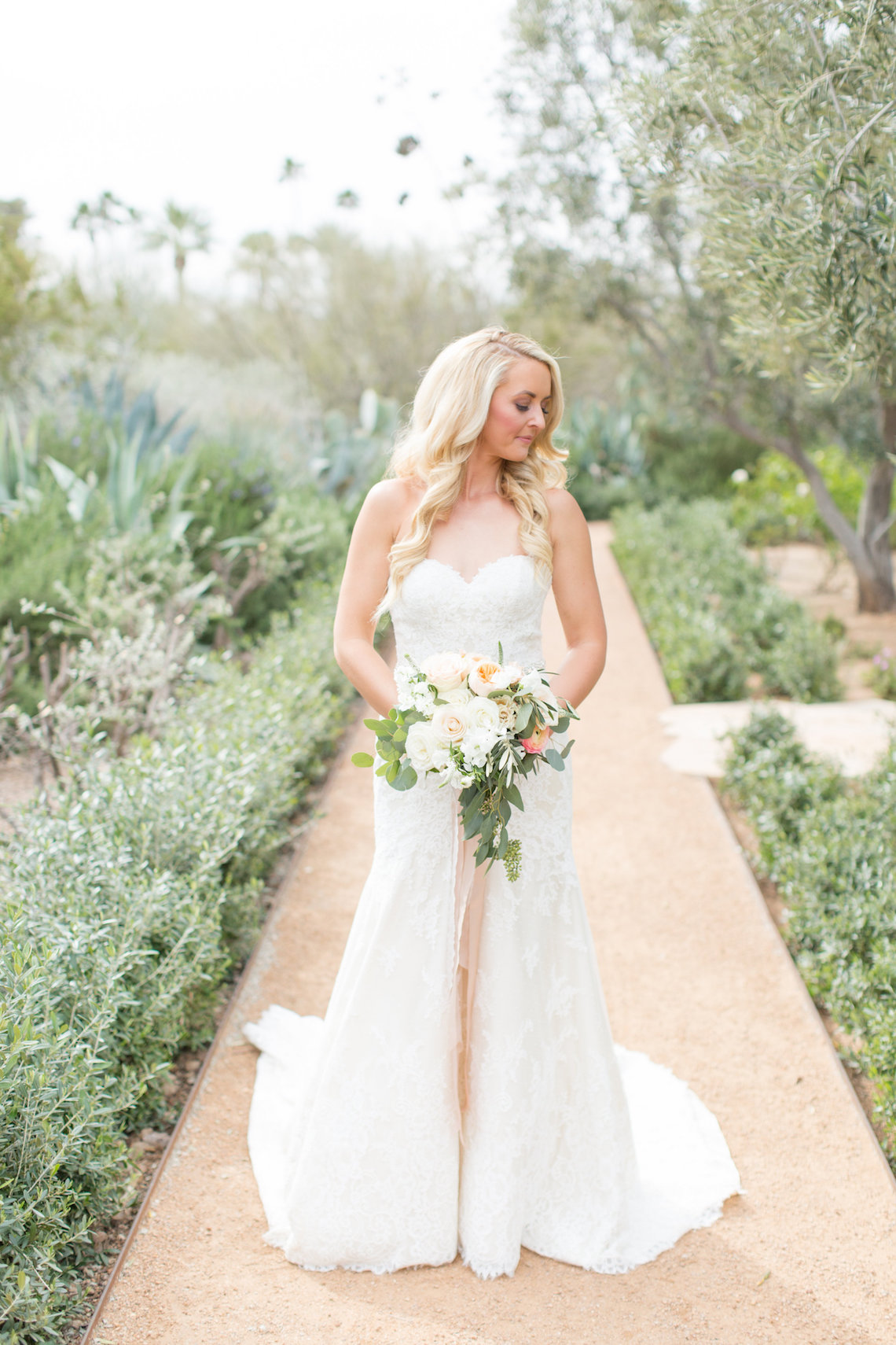 Dreamy Blush Pink Wedding in the Desert of Arizona