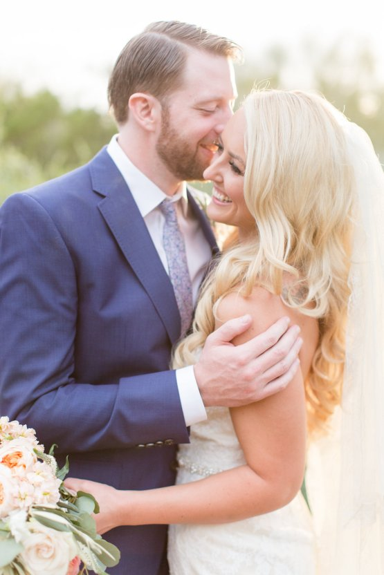 Dreamy Blush Pink Wedding in the Desert of Arizona | Amy and Jordan Photography