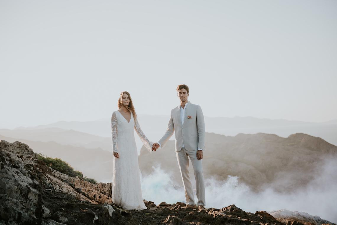 Free-Spirited & Panoramic Boho Wedding Inspiration | Sara Cuadrado and El Ramo Volador 9