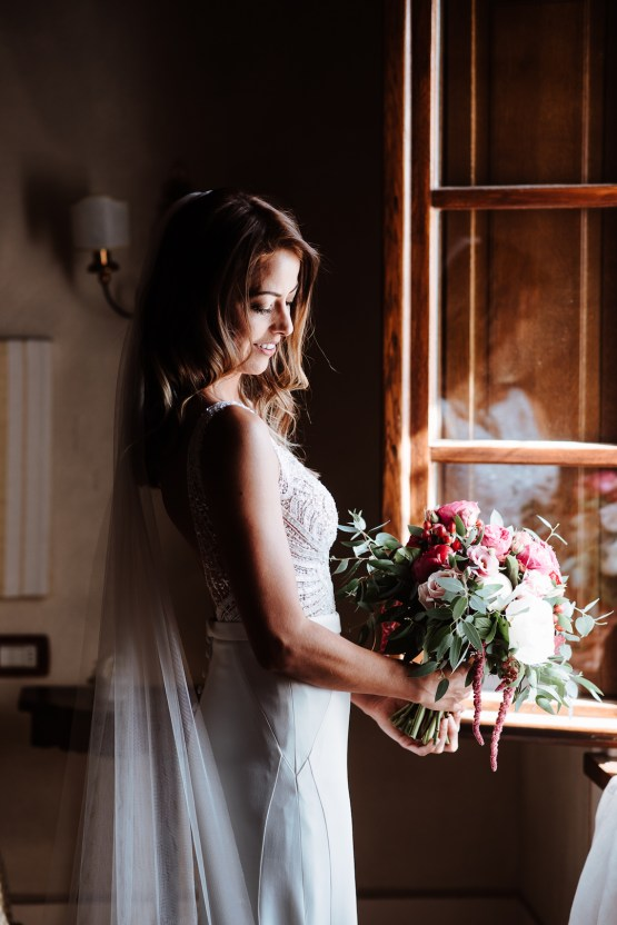 Intimate and Romantic Wedding In Tuscany | Silvia Galora Photography 15