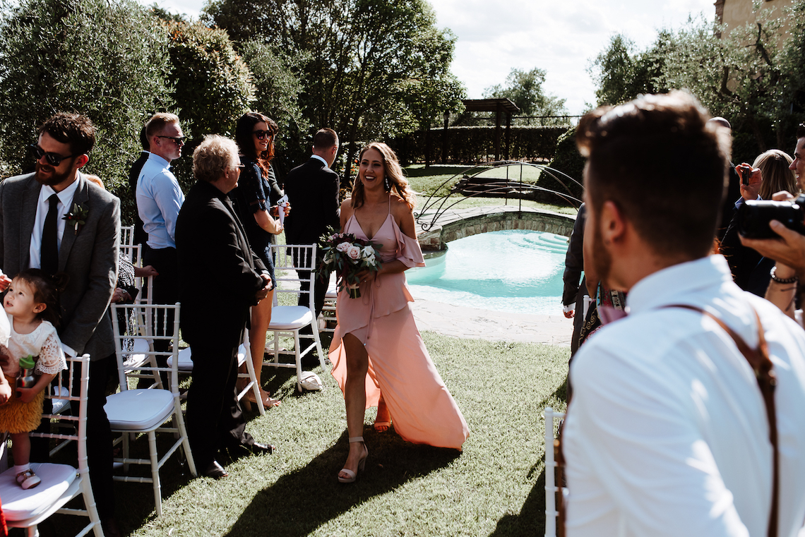 Intimate and Romantic Wedding In Tuscany | Silvia Galora Photography 16