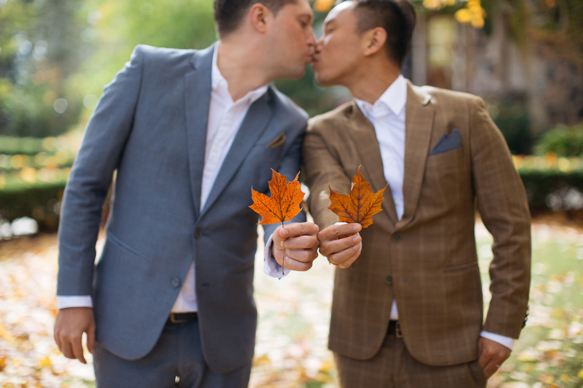 Rustic Autumnal Toronto Wedding | Laura May 27