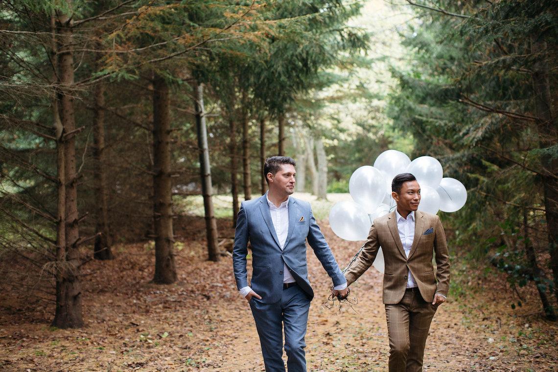 Rustic Autumnal Toronto Wedding | Laura May 31