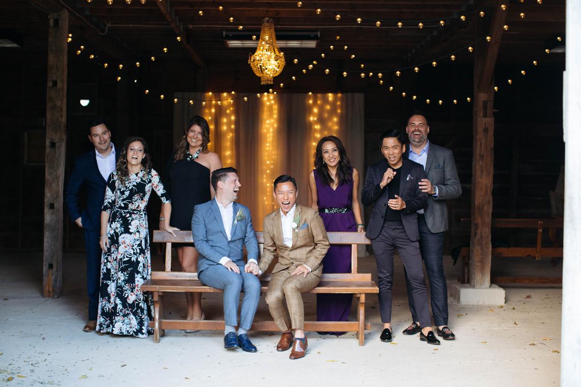 Rustic Autumnal Toronto Wedding | Laura May 46