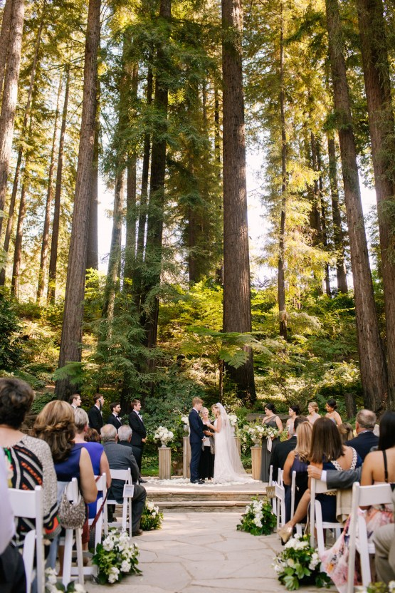 Whimsical Wedding in the Redwoods | Retrospect Images 25