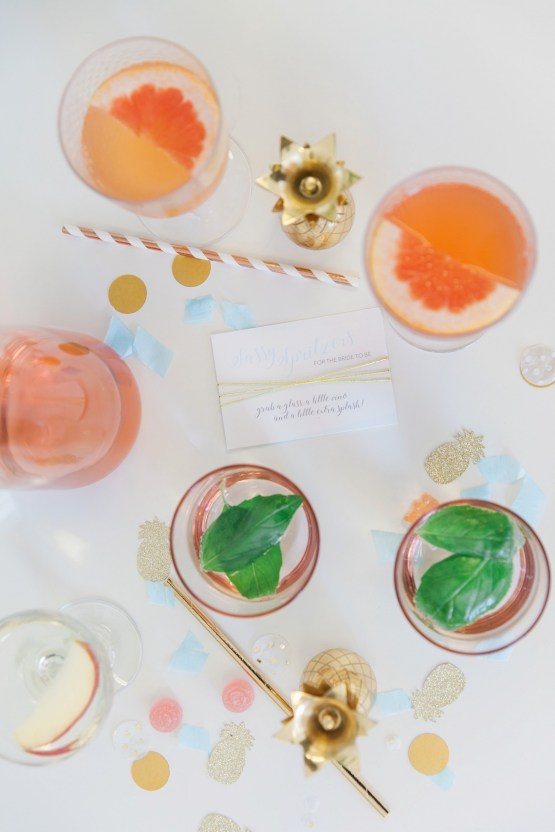 Colorful Bridal Bash with Oodles of Chic Tropical Treat Ideas | Maxeen Kim 43